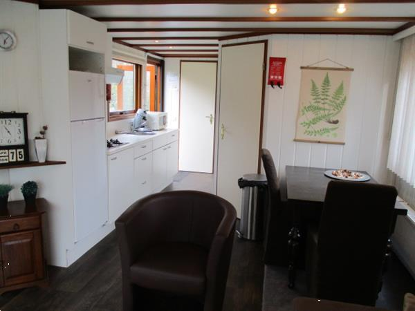 Grote foto veel ruimte en rust op de grens friesland groningen verhuur caravans en kamperen overige caravans en kamperen