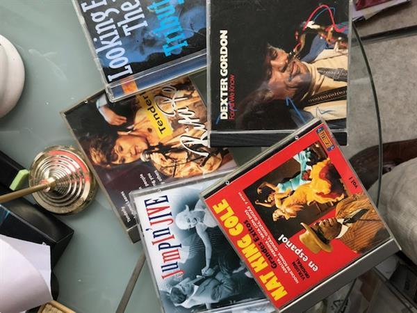 Grote foto jazz cd cd en dvd jazz en blues