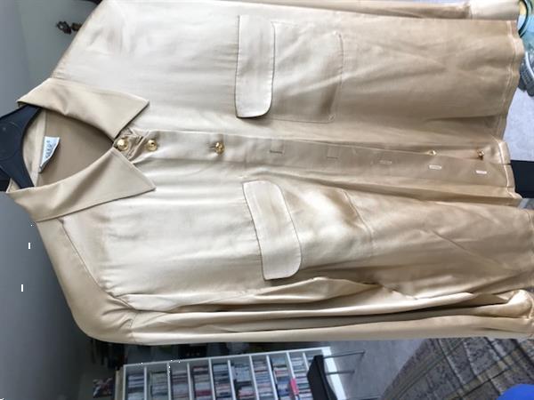Grote foto vlotte overhemd blouse kleding dames blouses