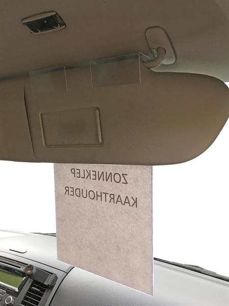 Grote foto spiegel prijskaart auto diversen overige auto diversen