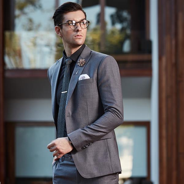Grote foto een online pak kopen itailor kleding heren overhemden