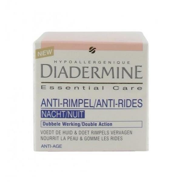 Grote foto diadermine anti rimpel nacht lichaamsverzorging beauty en gezondheid lichaamsverzorging