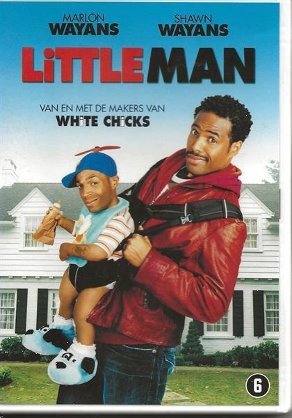 Grote foto little man cd en dvd komedie