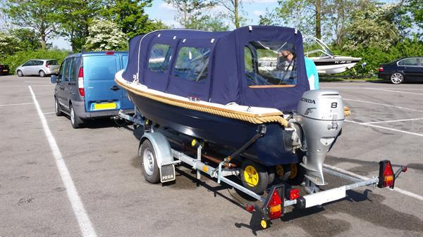 Grote foto huur onze trailer watersport en boten boottrailers