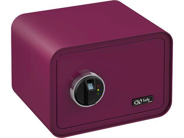 Grote foto elektronische kluis met vingerafdruk sensor. huis en inrichting kluizen