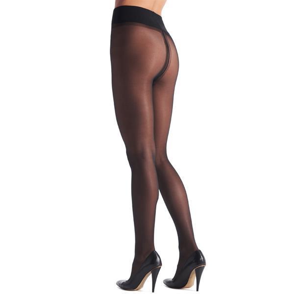 Grote foto different panty 20 denier 001 kleding dames ondergoed