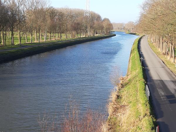 Grote foto logeren tussen brugge oostende vakantie belgi