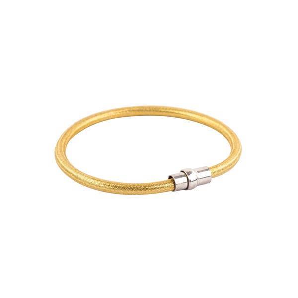 Grote foto goud vergulde armband met magneet sluiting 925 nieuw 19 sieraden tassen en uiterlijk armbanden voor haar