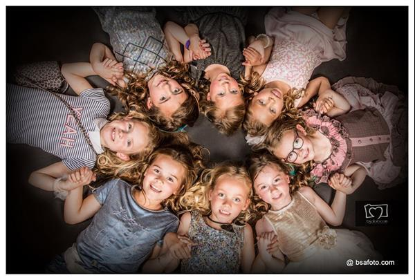 Grote foto kinderfeestjes fotoshoot make up fotostudio diensten en vakmensen verjaardag
