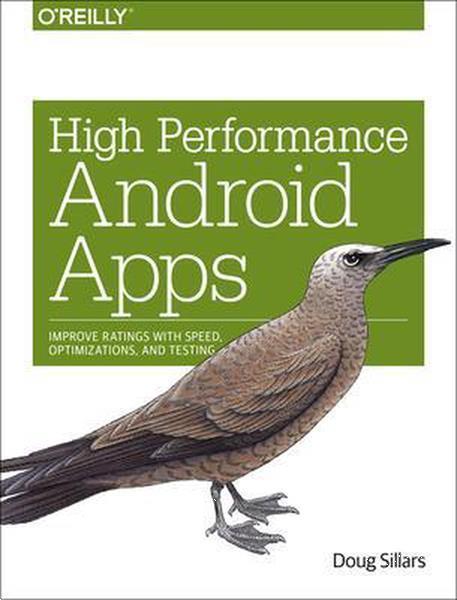 Grote foto high performance android apps boeken overige boeken