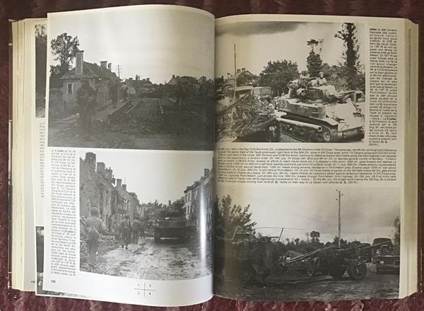 Grote foto heimdal album memorial normandie boeken oorlog en militair