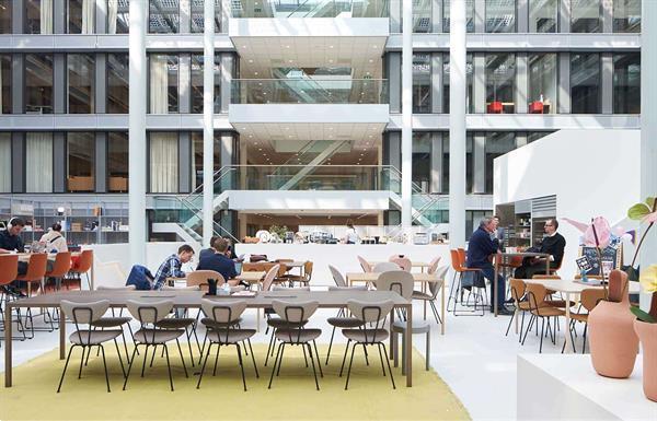 Grote foto te huur werkplek mr. treublaan 7 amsterdam huizen en kamers bedrijfspanden