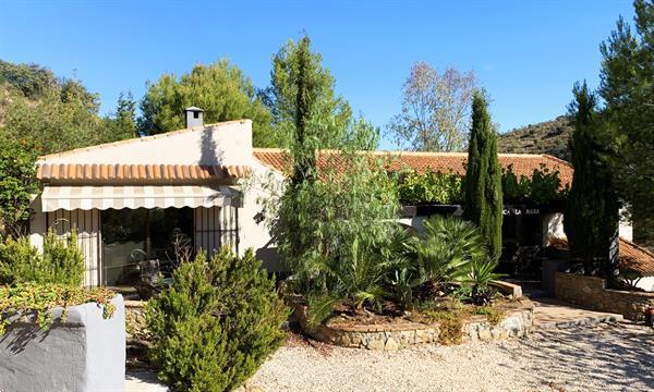Grote foto vakantiehuis voor rustzoekers in andalusi vakantie spanje