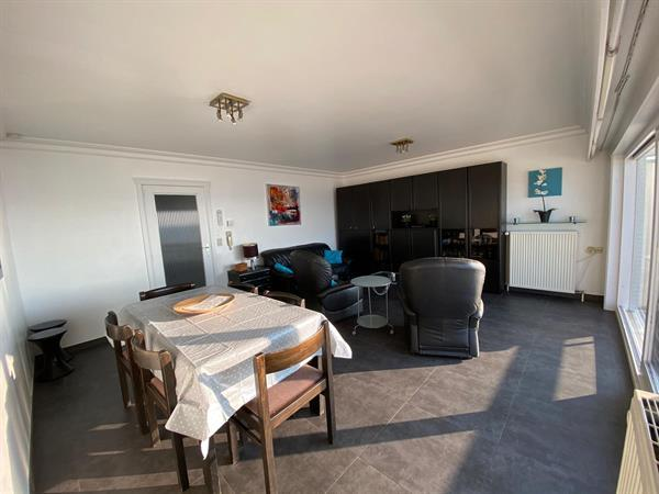 Grote foto ruim appartement zeedijk blankenberge 4 6 vakantie belgi