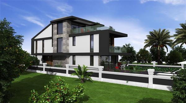 Grote foto villa zeus huizen en kamers nieuw buiten europa