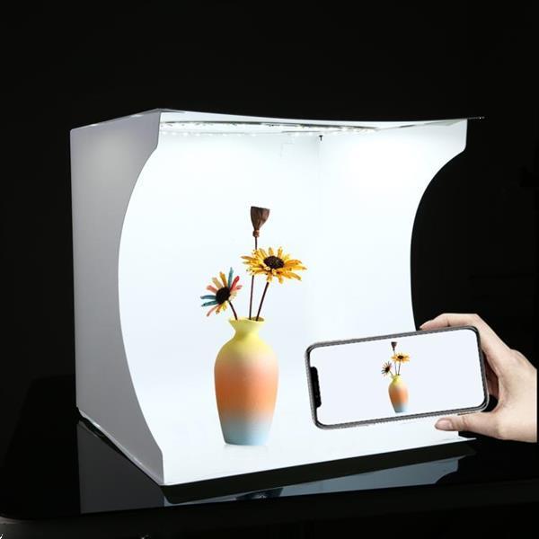 Grote foto puluz 30cm folding portable ring light photo lighting studio audio tv en foto algemeen