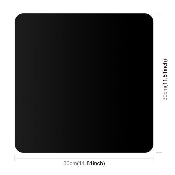Grote foto puluz 30cm photography acrylic reflective display table back audio tv en foto algemeen