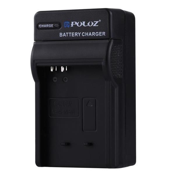 Grote foto puluz digital camera battery car charger for canon nb 4l n audio tv en foto algemeen
