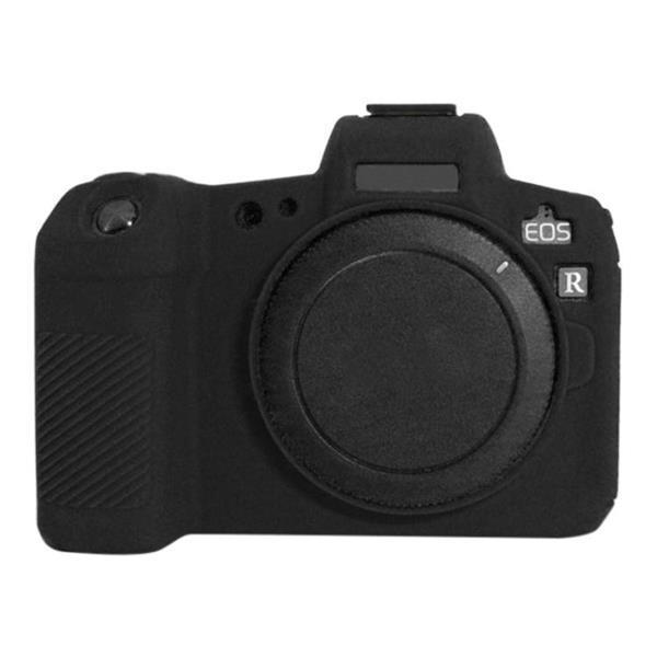 Grote foto puluz soft silicone protective case for canon eos r black audio tv en foto onderdelen en accessoires