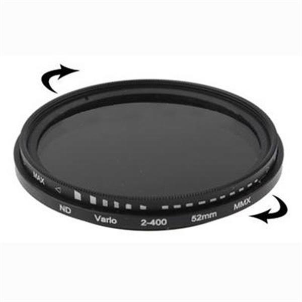Grote foto 52mm nd fader neutral density adjustable variable filter nd audio tv en foto onderdelen en accessoires