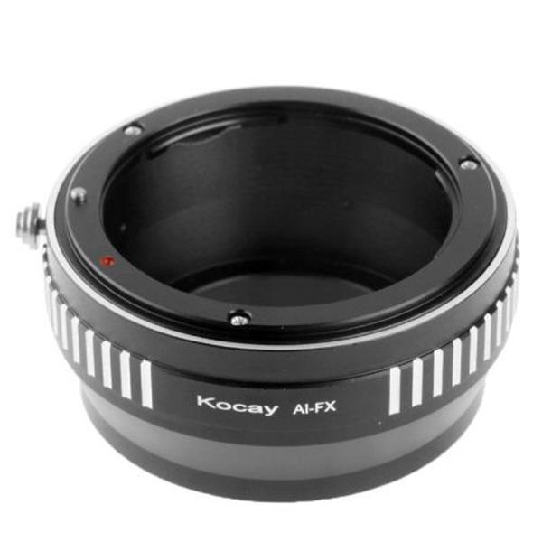 Grote foto ai lens to fx lens mount stepping ring black audio tv en foto algemeen