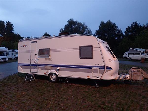 Grote foto hobby 500 kfme excellent easy caravans en kamperen caravans