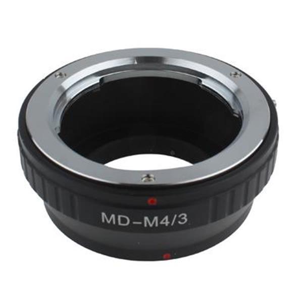 Grote foto md m4 3 lens mount stepping ring black audio tv en foto algemeen