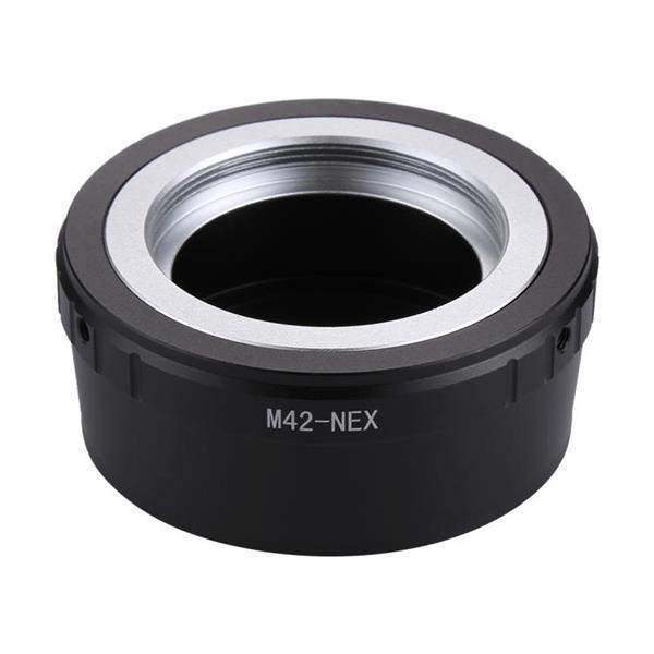 Grote foto m42 mount lens to nex mount lens adapter for sony nex3 nex audio tv en foto algemeen