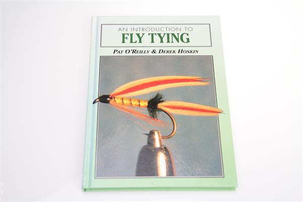 Grote foto an introduction to fly tying pat o reilly derek hoskin boeken hobby en vrije tijd