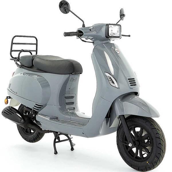 Grote foto dts milano s nardo grijs bij central scooters kopen 1099 fietsen en brommers scooters