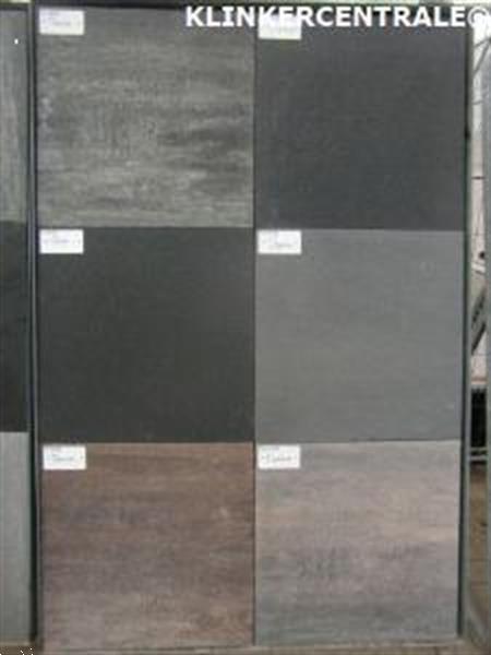 Grote foto 18210 nieuwe terrastegels bruin grijs 60x60x4cm desie tuinte tuin en terras tegels en terrasdelen
