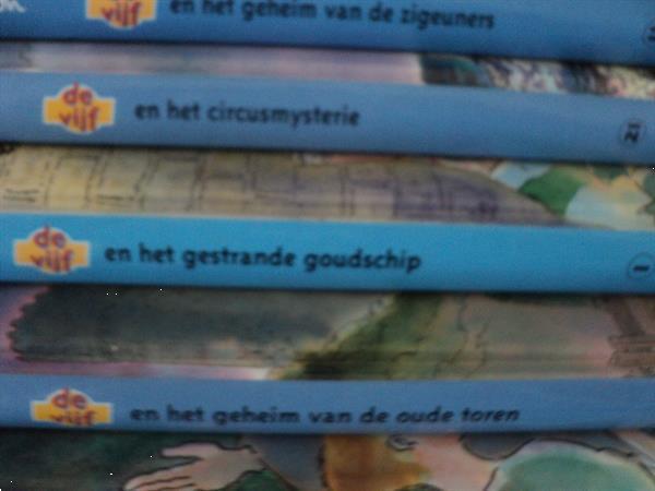 Grote foto kinderboek boeken detectives