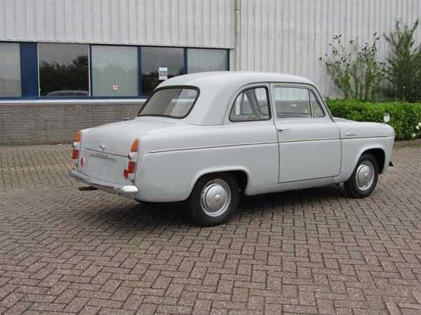 Grote foto ford anglia de luxe 1957 in patina staat auto ford