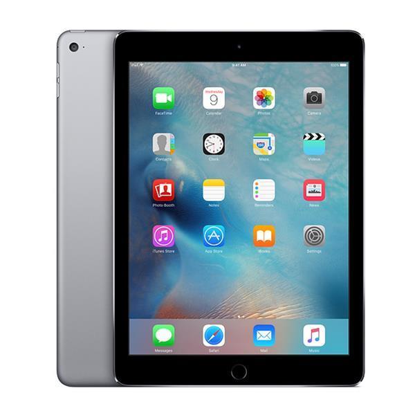 Grote foto thuiswerk studie actie apple ipad air space grey 64gb wifi telecommunicatie ipad
