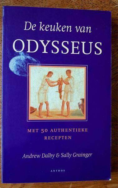 Grote foto de keuken van odysseus boeken kookboeken