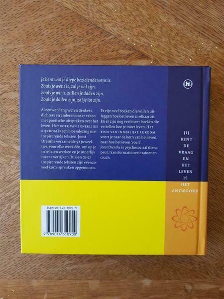 Grote foto het boek van innerlijke rijkdom boeken esoterie en spiritualiteit
