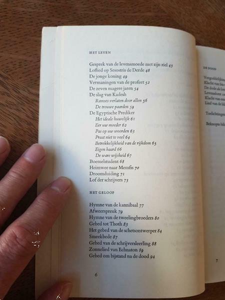 Grote foto de blinde harpenaar boeken gedichten en po zie