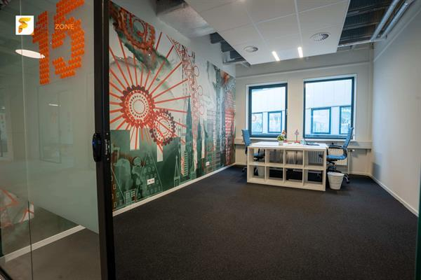 Grote foto te huur kantoorruimte tauber 52 den haag huizen en kamers bedrijfspanden