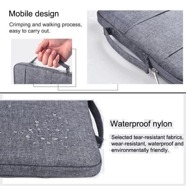 Grote foto wiwu 12 inch large capacity waterproof sleeve protective cas computers en software overige computers en software
