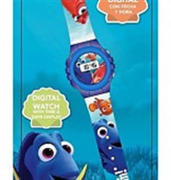 Grote foto finding dory digitaal horloge kinderen en baby overige