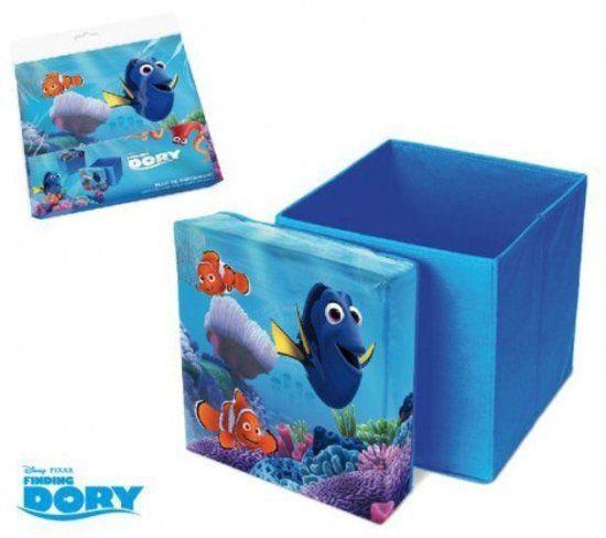 Grote foto finding dory opbergbox en pouf in 1 kinderen en baby overige
