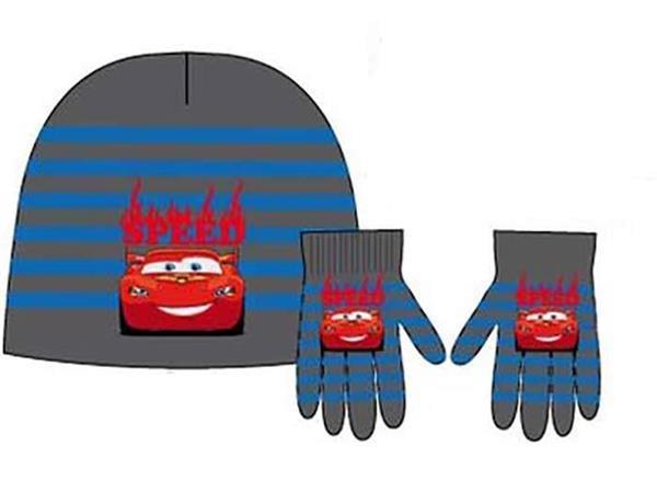 Grote foto cars winterset muts handschoenen kinderen en baby overige