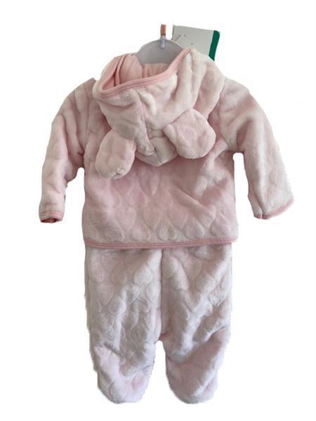 Grote foto minnie mouse vest broek kraamkado kinderen en baby kraamcadeaus en geboorteborden