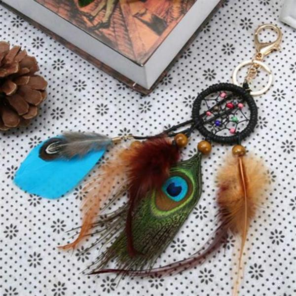 Grote foto veer sleutelhanger autosleutel hanger kleine ornamenten auto verzamelen overige verzamelingen