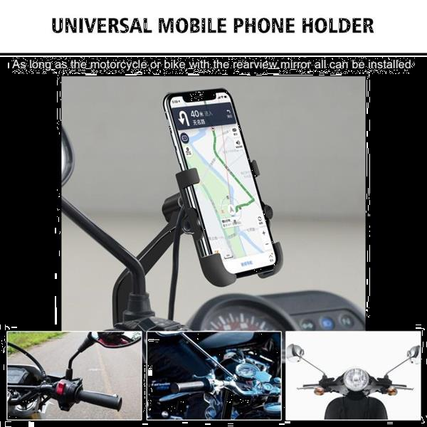 Grote foto motorcycle waterproof qc 3.0 usb port fast charger adapter a telecommunicatie opladers en autoladers