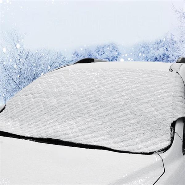 Grote foto car windshield sun shade protective cover winter car snow sh auto onderdelen overige auto onderdelen