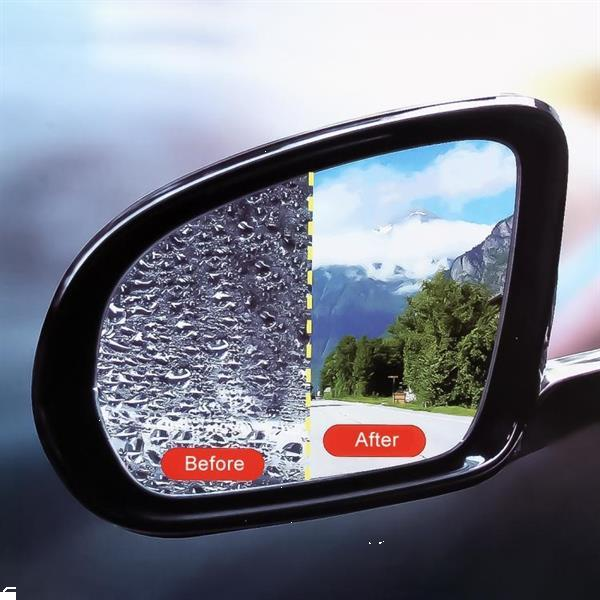 Grote foto for buick envision 2014 2018 car pet rearview mirror protect auto onderdelen tuning en styling