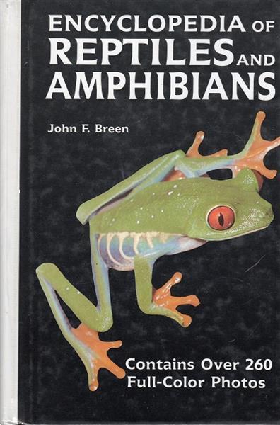 Grote foto encyclopedia of reptiles and amphibians boeken dieren en huisdieren