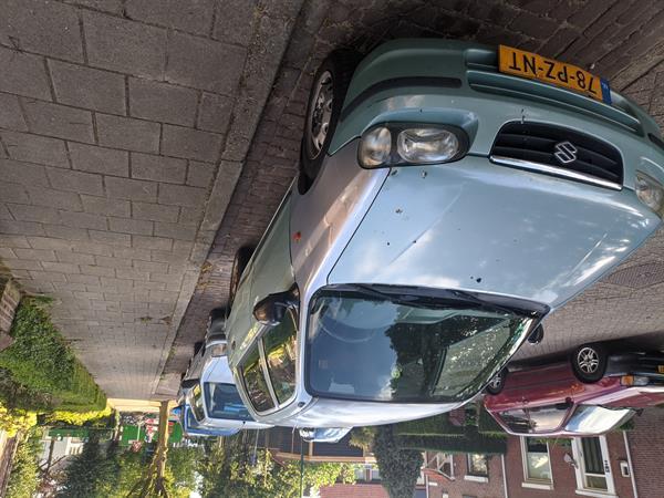 Grote foto suzuki alto 1.1 glx jubil e 2 met apk tot 2021. auto suzuki
