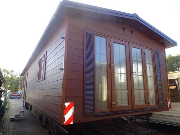 Grote foto stacaravan nordhorn 11x4 ruime indeling caravans en kamperen stacaravans